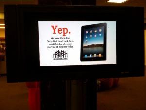 iPad E-Board